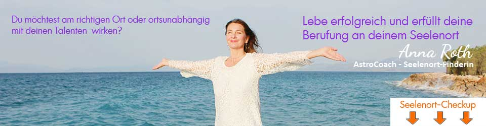 Anna Roth AstroCoaching